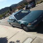 Honda Accord -Low Miles
