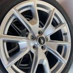 2015 50th anniversary mustang OEM rims and tires