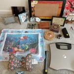 Must go Yard Sale Items!