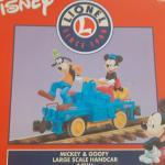Lionel Disney Train