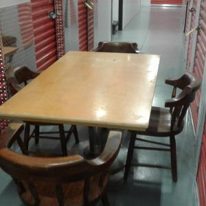 Photo of ERGONOMIC TABLE