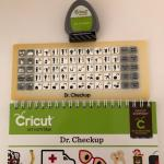 Dr. Checkup Cricut Cartridge-used