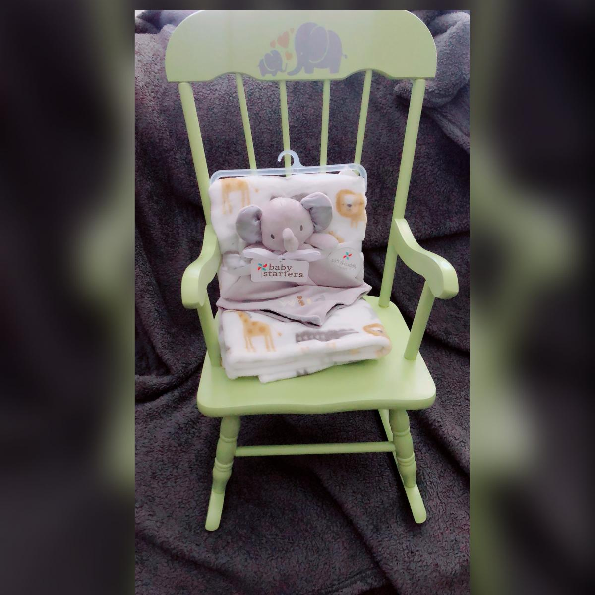 Photo 1 of Child's Rocking Chair