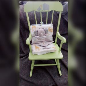 Photo of Child's Rocking Chair