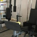 Dual Exercise Machine with Weights