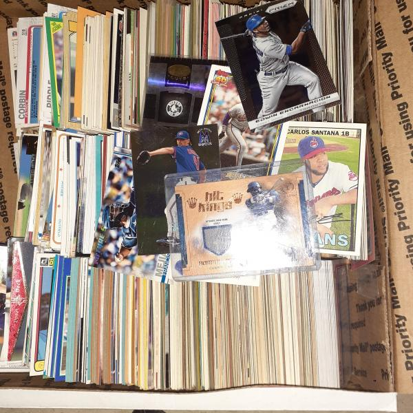 Photo of Got thousands of books and cards