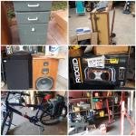 Last day of moving sale[March 8 ,Sunday]