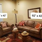Premium Leather Sofa & 2 Chairs