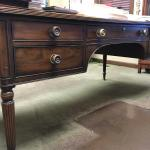 Kittinger Desk and Credenza from Law Firm closing