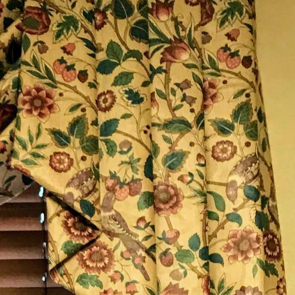 Photo of Jabots - window curtains