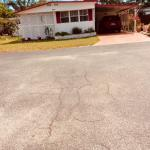 Two bedroom mobile home for sale by owner on large lot