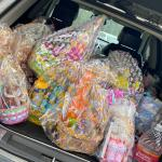 Easter and Baby baskets for sale