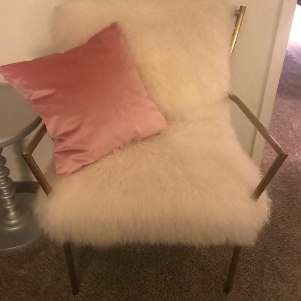 Photo of accent chair