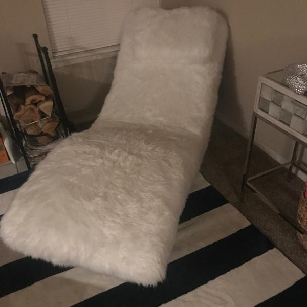 Photo of chase lounge chair