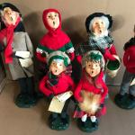 ANTIQUE / VINTAGE CHRISTMAS ORNAMENTS / STUFF