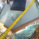 Aquarium approximately 85 gallons