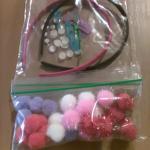 DIY Headband Kits for Girls - $6.00 each kit