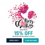Mother's Day Metal Garages Sale