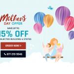 Mother's Day Metal Building Sale
