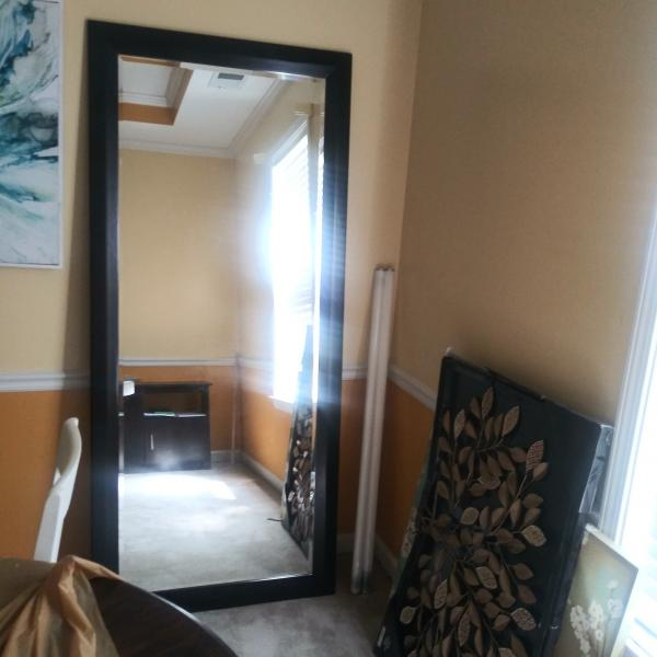 Photo of Large wall mirror