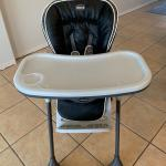 Chicco high chair (infant to toddler)