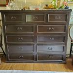 Chest of Drawers- Mahogany