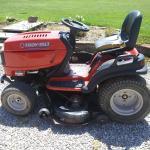 Troy Bilt Tractor