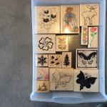Crafts Rubber Stamps