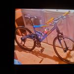 2001 Cannondale Jekyll mountain bike
