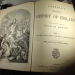 Cassell's Illustrated History of England, Vol's 1 through 8