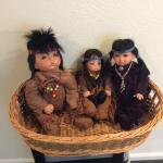Collectible Indian Dolls