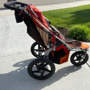 Photo of BOB jogging stroller
