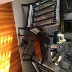 Ethan Allen Rug 9x12 Chapman Linen broadloom style