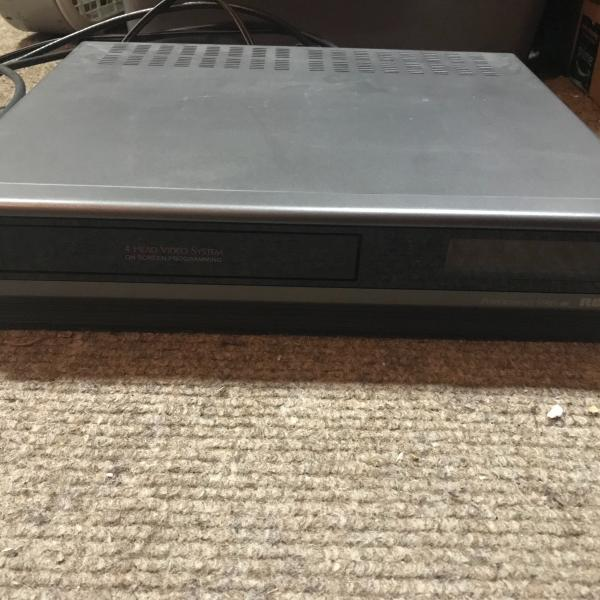Photo of RCA Performance Series VHS Player