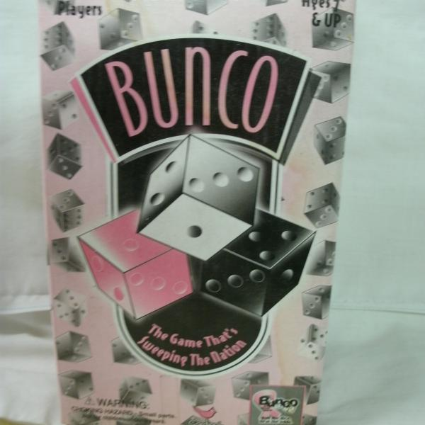 Photo of BUNCO  Dice Game by Cardinal--Breast cancer Edition--NEW