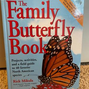 Photo of The Family Butterfly Book