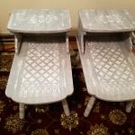 2 tier Telephone Tables