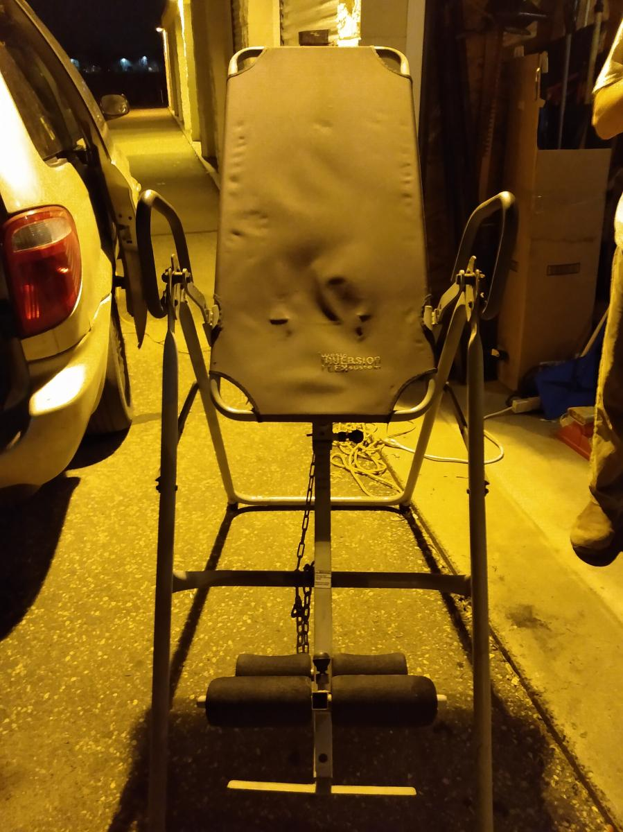 Photo 2 of Inversion Table