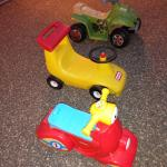 Kids ride-on toys