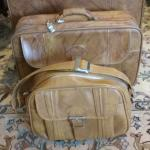 Vintage American Tourister, 3 piece, Travel Luggage Set