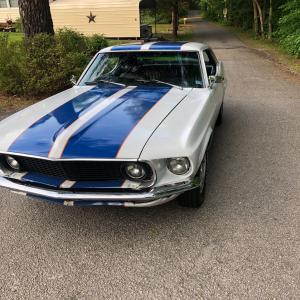 Photo of 1969 Ford Mustang GT 351 Clone