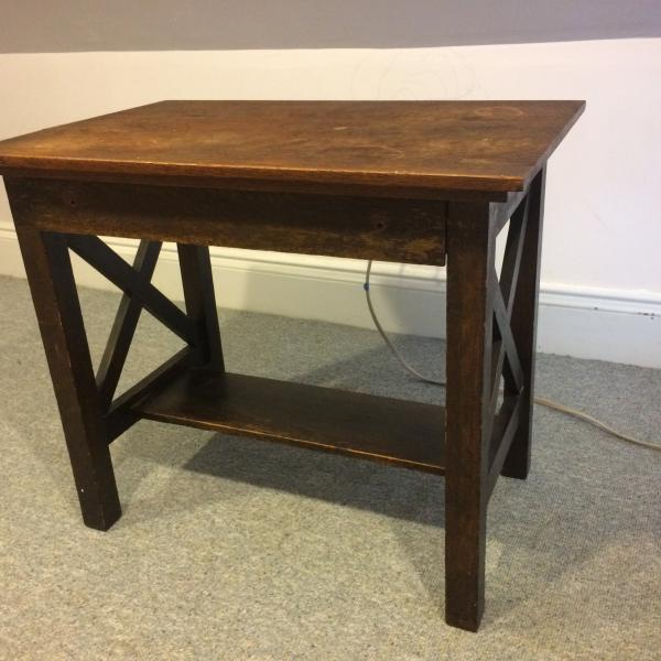 Photo of Stickley library desk