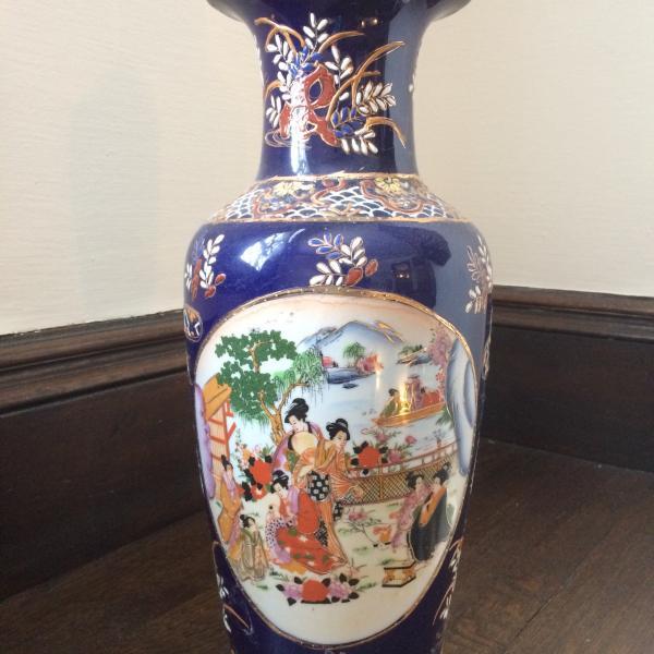 Photo of Chinese Porcelain Vase