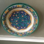 Collection of Moroccan decorative plates