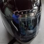 KBC DOT motorcycle helmet  in great shape
