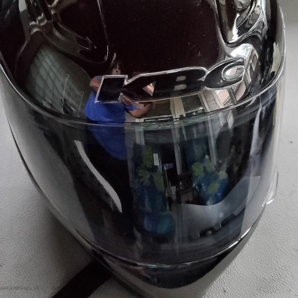 Photo of KBC DOT motorcycle helmet  in great shape