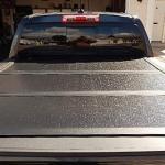 GMC Canyon/Chev Colorado Tri-Fold Tonneau Cover for short bed