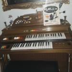 Elec. Kimball organ