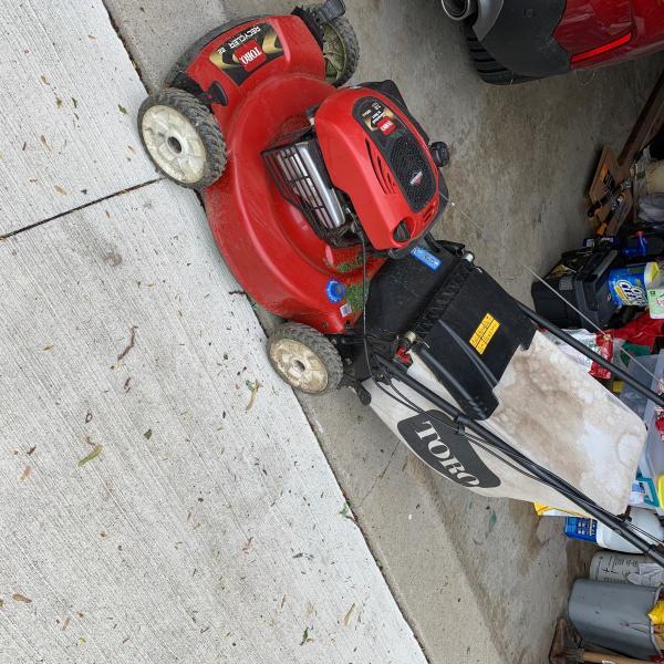 Photo of Push mower