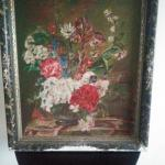 18th CENTURY STILL LIFE OF FLOWERS SIGNED